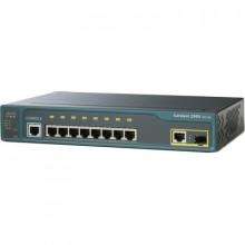 БУ Коммутатор управляемый Cisco Catalyst 2960, 8 x 100Мб/с, 1 x Combo Gigabit/SFP