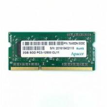 БУ Оперативная память Apacer (SO-DIMM, DDR3L, 2Gb, 1600MHz, 75.A83DF.G020B)