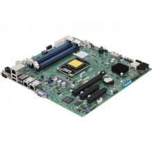 БУ Материнская плата для сервера Supermicro X10SLL-F, s1150, 4xDDR3, 6xSATAII, 2xLAN, IPMI VGA ATX