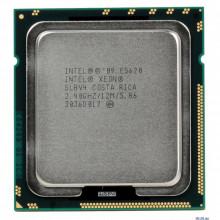 БУ Процессор Intel Xeon E5620 (s1366/6x2.4GHz/5.86GT/s/12MB/80Вт/BX80614E5620)