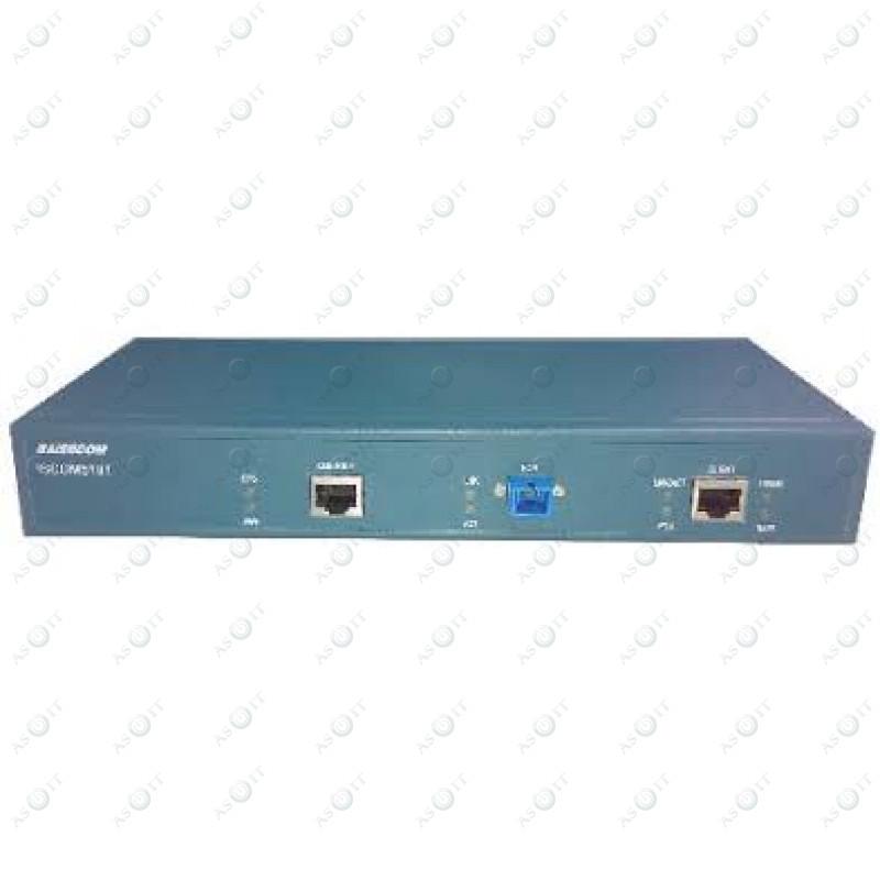 БУ Мультиплексор Raisecom ISCOM5101-AC, GEPON (одномод SC), 1 x Gigabit