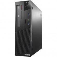 БУ Компьютер Lenovo ThinkCentre M72e SFF, Intel Core i3-2100 (3.1 ГГц), 4Gb DDR3, SSD 60Gb