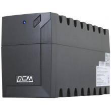 БУ Линейно-интерактивный ИБП Powercom RPT-1000A Schuko (1000 ВА / 600 Вт, 160 - 275 В, RPT-1000A)