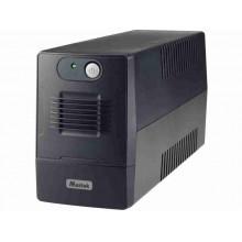 БУ Линейно-интерактивный ИБП Mustek PowerMust 800 EG (800 ВА / 480 Вт, 162 - 290 В, 800-LED-LIG-T10)