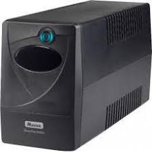 БУ Линейно-интерактивный ИБП Mustek PowerMust 848 EG (850 ВА / 480 Вт, 162 - 268 В, 98-UPS-V008G)