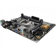 БУ Материнская плата s1151, ASUS H110M-A/M.2 (2xDDR4, Intel H110, PCI-Ex16x1, VGA, DVI, HDMI, microA