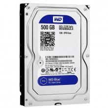 "БУ Жесткий диск 500 ГБ Western Digital (3.5"", 7200 об/мин, 32 МБ, SATAIII, WD5000AZLX)"