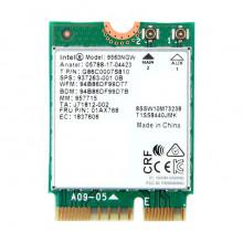 БУ WIFI Модуль Intel Wireless-AC 9560 (1.73 Гбит/с, 2,4/5 GHz, 802.11ac, Bluetooth 5.1)