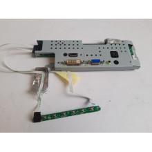 БУ Плата управления для монитора Acer R231 (R231H bmid 1.03 C378)