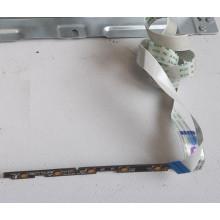 БУ Панель с кнопками для монитора Dell P2419H (715G0702-K0D-000-0H4K)
