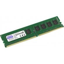 БУ Оперативная память 4 ГБ, DDR4, Goodram (для настольных ПК, 2400 МГц, 1.2 В, CL17, GR2400D464L17S/