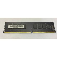 БУ Оперативная память 4 ГБ, DDR4, DTS (для настольных ПК, 2400 МГц, 1.2 В, CL17, O816204G)