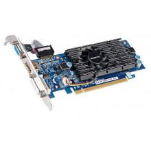 БУ Видеокарта Gigabyte GeForce 210 1GB GDDR3, 64-bit, 590/1200 МГц, VGA, DVI, HDMI