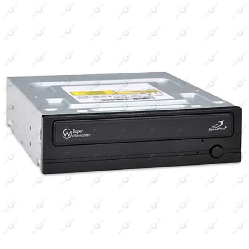 БУ Оптический привод Samsung (SATA, SH-202, DVD-RW, Black)