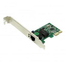 БУ Сетевая карта D-Link DGE-560T (PCI-e x1, 1xRJ-45, 10/100/1000 Мбит/с)