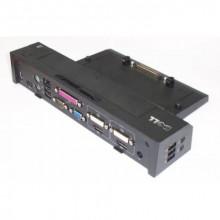 БУ Док-станция Dell PR02X (LPT, COM, PS/2, VGA-выход (D-Sub), 2xDVI, 2xDisplayPort, LAN (RJ-45), USB