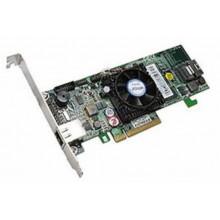 БУ Контроллер RAID Areca ARC-1222-SAS, PCI-e x8, 256mb, 3GB/S, 1x SFF-8087 (mini SAS)
