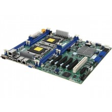 БУ Материнская плата для сервера Supermicro X9DRL-iF, 2x s2011, 8xDDR3, PCIe x8, 2xLan, IPMI, ATX