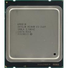 БУ Процессор для сервера Intel Xeon E5-2609 V1 (s2011/4x2.4GHz/6.4GT/s/10MB/80Вт)