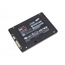 БУ SSD накопитель Samsung 850 Pro (512GB, MLC, 550/520 MB/s, MZ-7KE512)