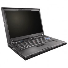"БУ Ноутбук 14.1"" Lenovo ThinkPad T400, C2D P8400 (2.26ГГц), 4GB DDR3, Radeon HD 3470, 250GB HDD"