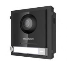 Видеодомофон Hikvision DS-KD8003-IME1 Main Unit (вызовная панель) 2 МП, IP65, ИК, DC 12В, PoE
