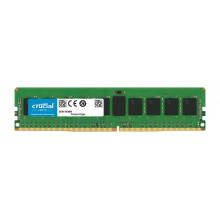БУ Оперативная память 8 ГБ, DDR4, Crucial (серверная память, 2400 МГц, 1.2 В, CL17, CT8G4RFD824A.18F