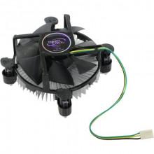 БУ Процессорный кулер DeepCool CK-11509 (s1150/1151/1155/1156/1200, 3pin, 2200 об/мин, 65W)