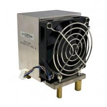 БУ Кулер для процессора s771 HP (Foxconn) 90х80мм, 3 трубки, вентилятор 80мм