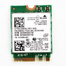 БУ WIFI Модуль NGFF Intel Dual Band Wireless-AC 3160 (433 Mbps, 2,4/5 GHz, Bluetooth 4.0)
