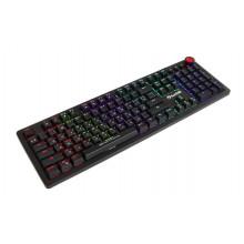БУ Клавиатура (игровая) проводная Marvo KG917, Multi-LED Mechanical, USB