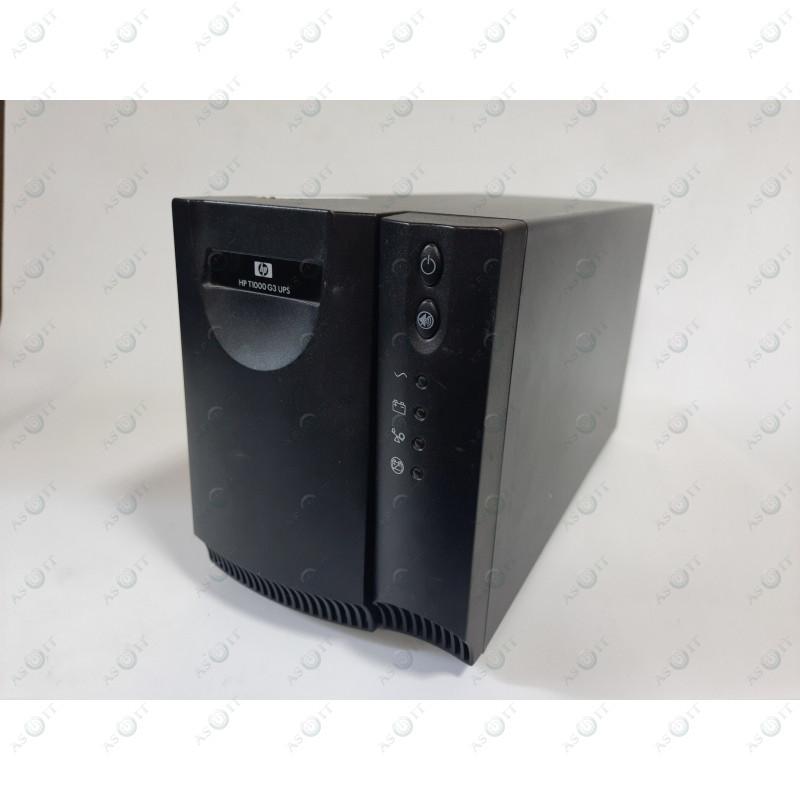БУ Линейно-интерактивный ИБП HP G3 T1000 Intl UPS, 670W (501032-002) без АКБ