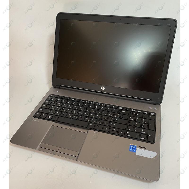 "БУ Ноутбук 15.6"" HP Probook 650 G1, i5-4330M, 8GB DDR3, Radeon HD 8750M, 120GB SSD, Bat. bad, No Web"