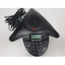 БУ Конференц-телефон DECT Polycom SoundStation 2W Wireless 1.8GHz