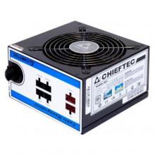 БУ Блок питания 750 Вт Chieftec, 24+4+4 pin, питание видеокарты - 2x(6+2pin), 120 мм, ATX, CTG-750C