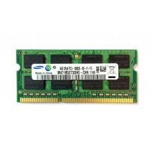 БУ Оперативная память 4 ГБ, SODIMM DDR3, Samsung (для ноутбуков, 1333 МГц, 1.5 В, CL9, M471B5273DH0-