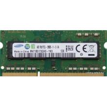 БУ Оперативная память Samsung (SO-DIMM, DDR3L, 4Gb, 1600MHz, M471B5173QH0-YK0)
