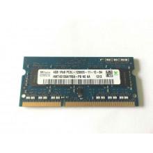 БУ Оперативная память 4 ГБ, SODIMM DDR3L, Hynix (для ноутбуков, 1600 МГц, 1.35 В, CL11, HMT451S6AFR8