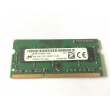 БУ Оперативная память Micron (SO-DIMM, DDR3L, 4Gb, 1600MHz, MT8KTF51264HZ-1G6E1)
