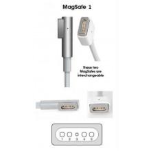 Кабель питания DC для ноутбуков Apple (MagSafe1, прямой разъём) Б/У