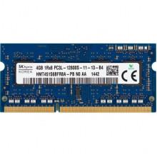 БУ Оперативная память SK hynix (SO-DIMM, DDR3L, 4Gb, 1600MHz, HMT451S6BFR8A-PB)
