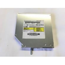 БУ Оптический привод для ноутбука TS-U633 SATA DVD-RW, Black, Slim, DVD-RW, SATA, 9,5 мм