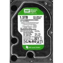 БУ Жесткий диск SATA 1500GB WD Caviar Green 3.5