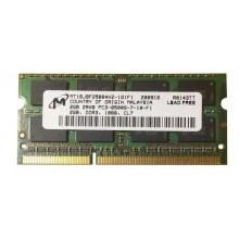 БУ Оперативная память Micron (SO-DIMM, DDR3, 2Gb, 1066 MHz, MT16JSF25664HZ-1G1F1)