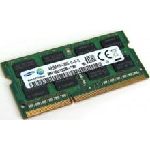 Оперативная память Samsung  (SO-DIMM, DDR3L, 4Gb, 1600MHz, M471B5273CH0-YK0) Б/У