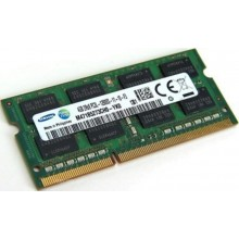 БУ Оперативная память 4 ГБ, SODIMM DDR3L, Samsung (для ноутбуков, 1600 МГц, 1.35 В, CL11, M471B5273C