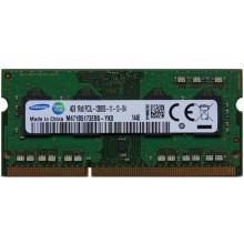 БУ Оперативная память 4 ГБ, SODIMM DDR3L, Samsung (для ноутбуков, 1600 МГц, 1.35 В, CL11, M471B5173E