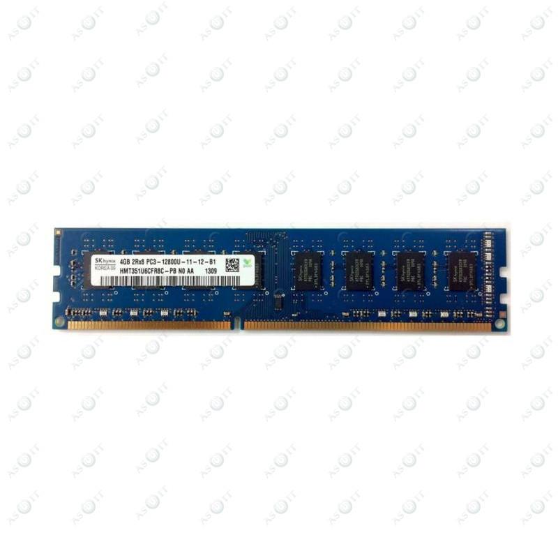 БУ Оперативная память 4 ГБ, DDR3, SK hynix (для настольных ПК, 1600 МГц, 1.5 В, CL11, HMT351U6CFR8C-
