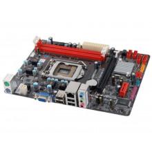 БУ Материнская плата Biostar H61MLV (s1155, H61, 2xDDR3, 6xSATA, PCI-Ex16, mATX)