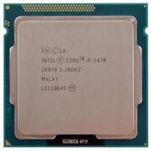 БУ Процессор Intel Core i5-3470 (S1155, 3,2 Ghz, Cores - 4, BX80637I53470)